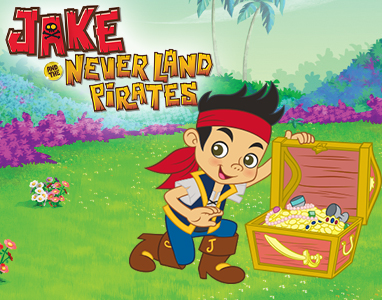 Jake the Pirate