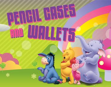 Pencil Cases Wallets